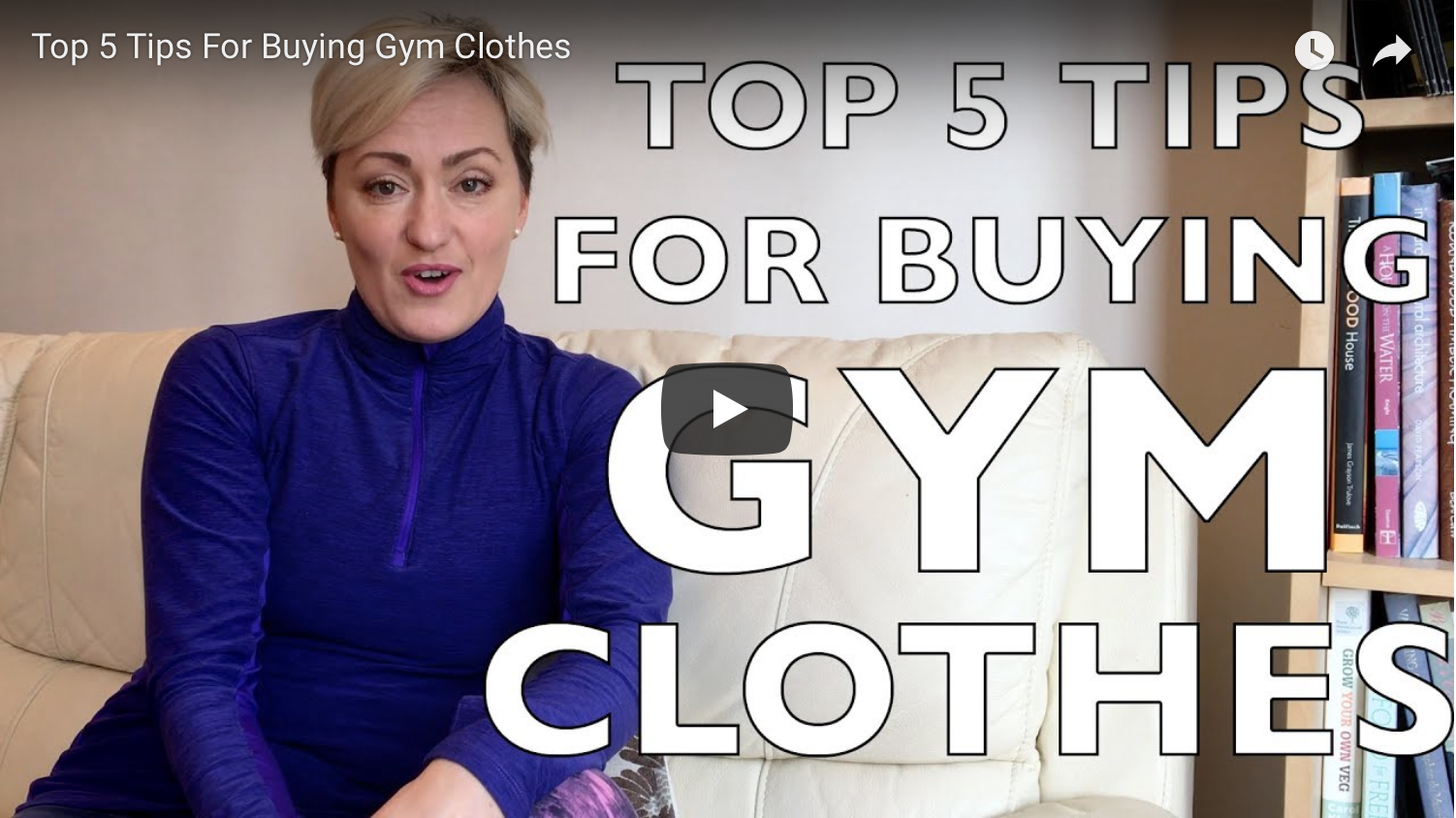 Top 5 Tips For Buying Gym Clothes